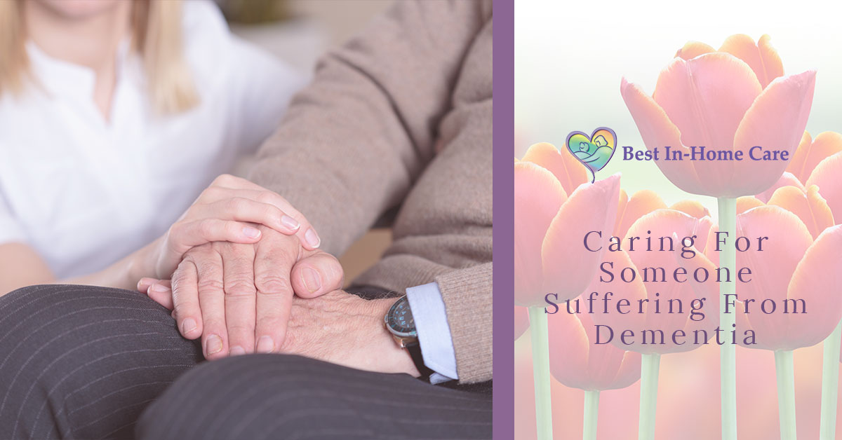 Caring For Someone Suffering From Dementia