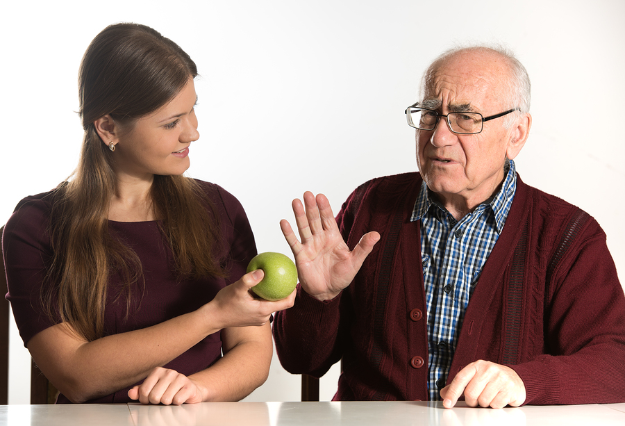 Elderly Care Lubbock TX Seniors Refusing Help