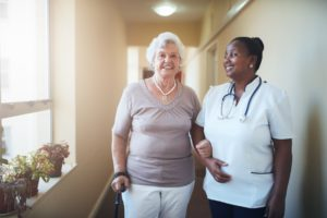 Home Care Wolfforth TX: Senior Care in the Evening